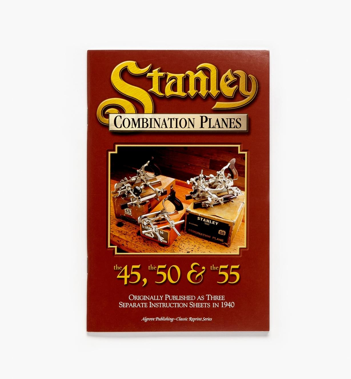 49L8052 - Stanley Combination Planes