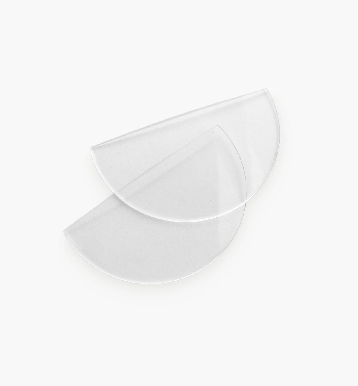 Stick-On Magnifying Lenses, pair