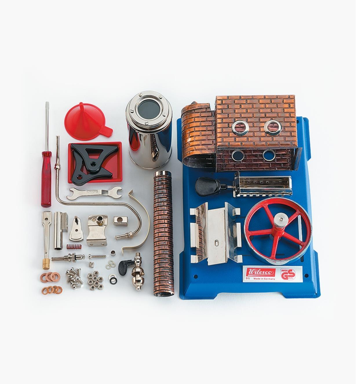 45K3970 - Composants pour machine à vapeur