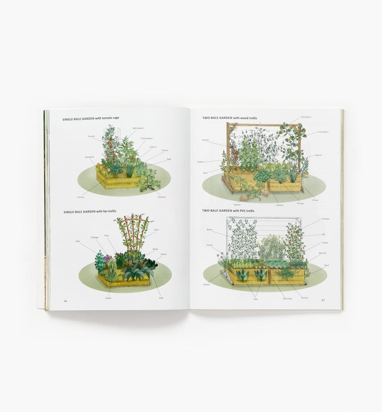 LA770 - Straw Bale Gardens Complete