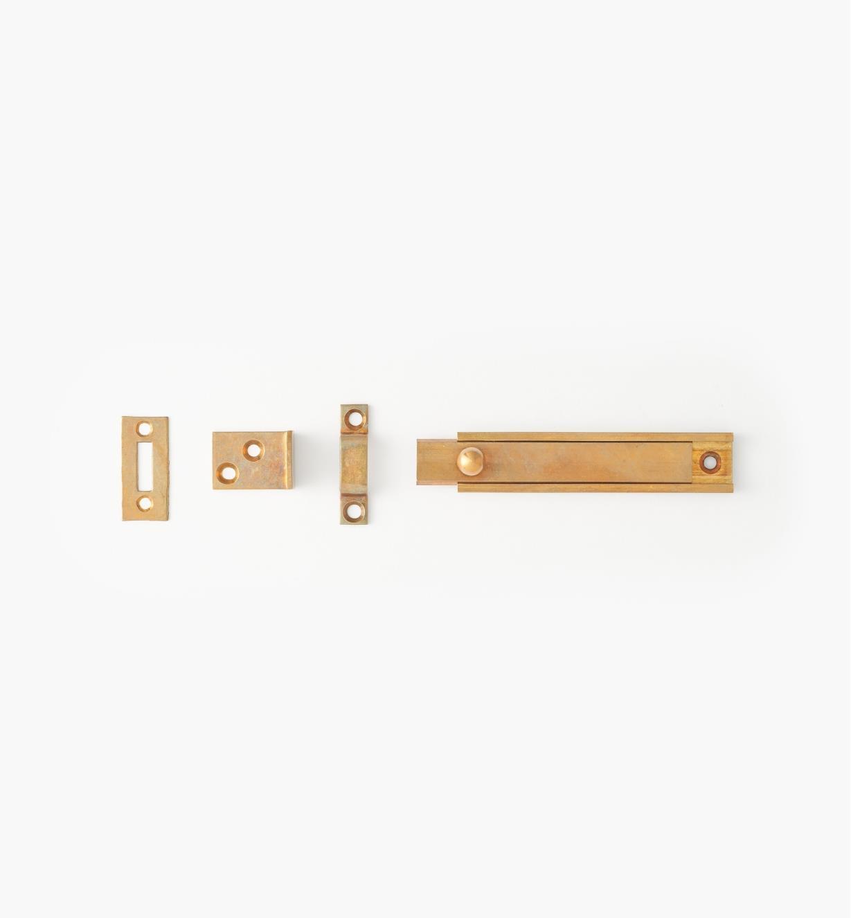00G1303 - Targette pour meuble de 3 po
