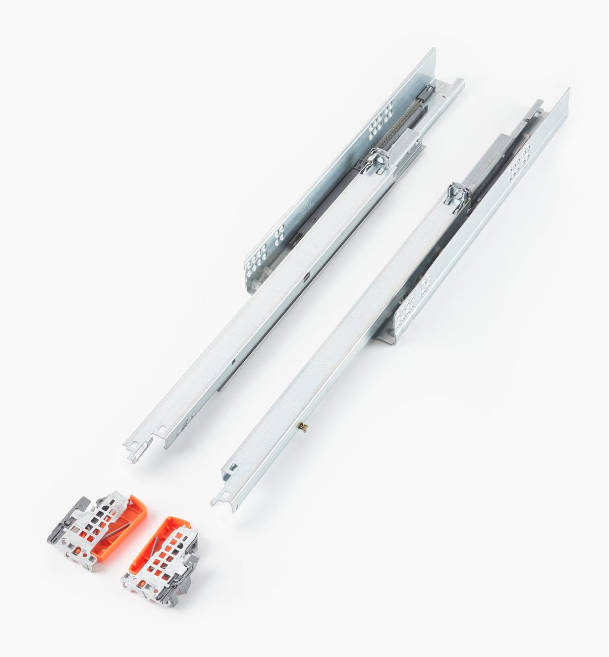 02K5150 - 500mm Tandem Plus Slides / Blumotion, pr.