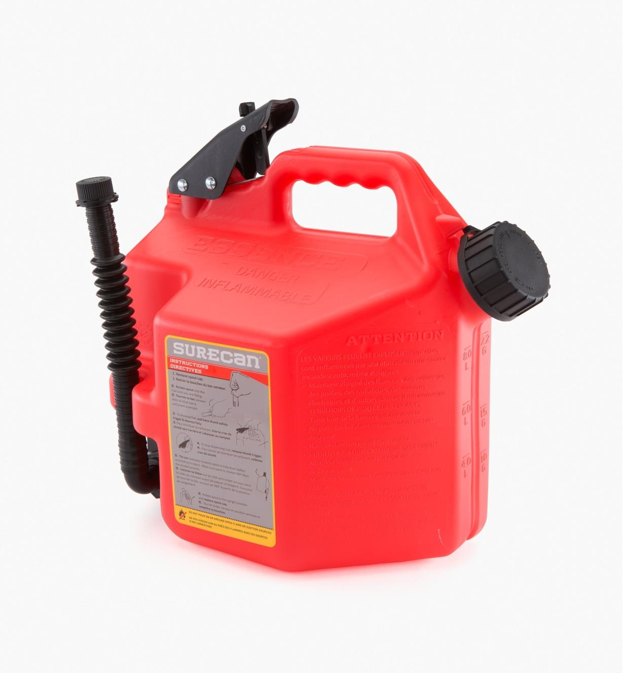 09A0842 - SureCan Fuel Canister