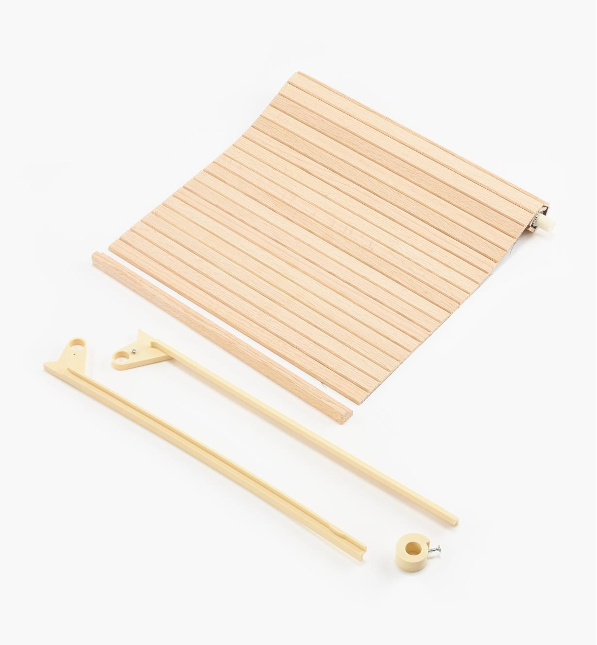 "12K9101 - 15"" Red Oak Door Kit"