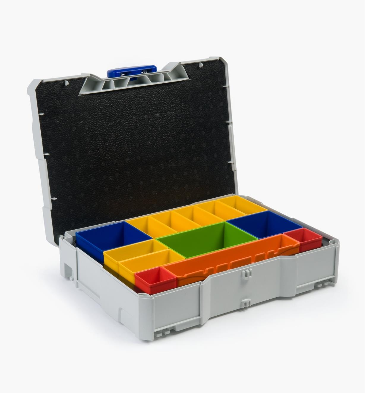 68K4580 - T-Loc Systainer 1 & Storage Boxes