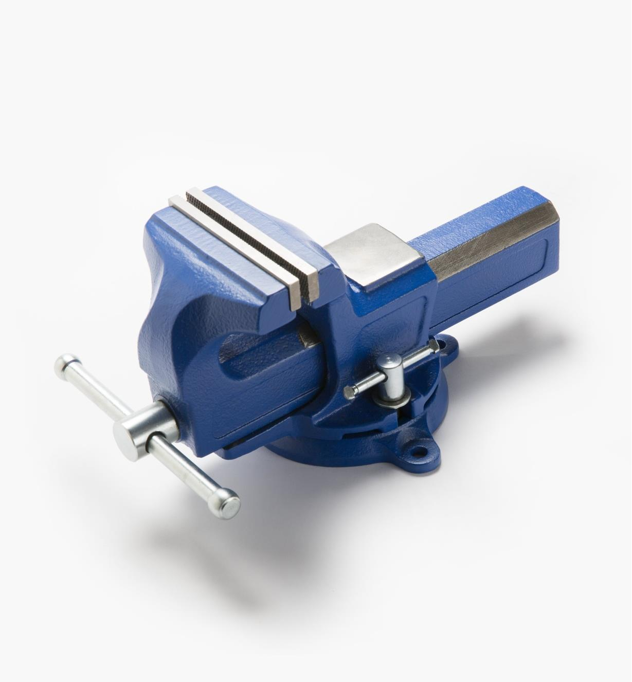 70G0104 - Small Swivel-Base Mechanic's Vise