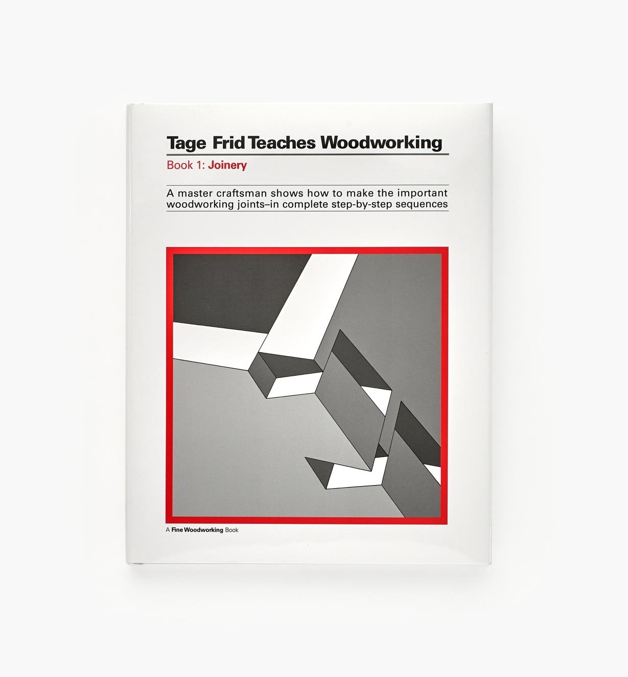 73L0372 - Tage Frid Teaches Woodworking, with DVD