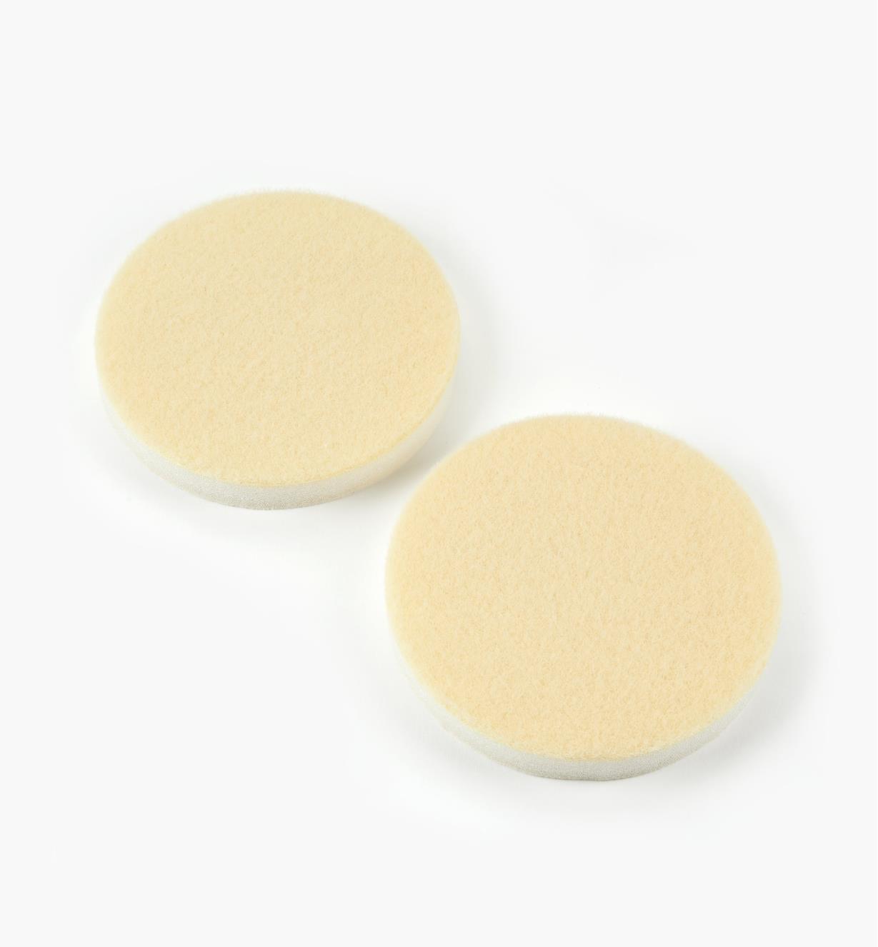 """80K6320 - 5 1/2"""" Surbuf Pads, pair"""