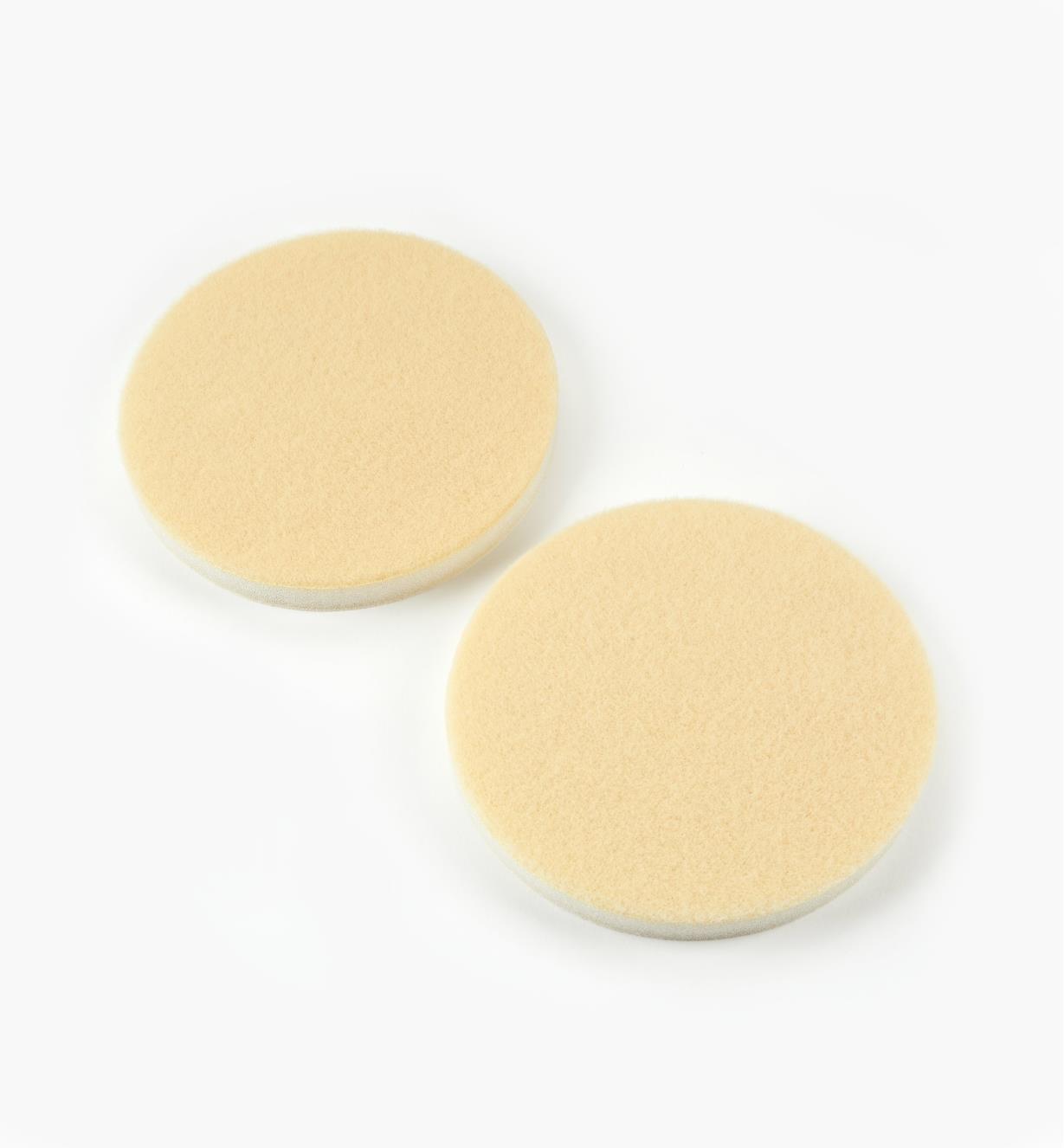 """80K6322 - 6 1/2"""" Surbuf Pads, pair"""