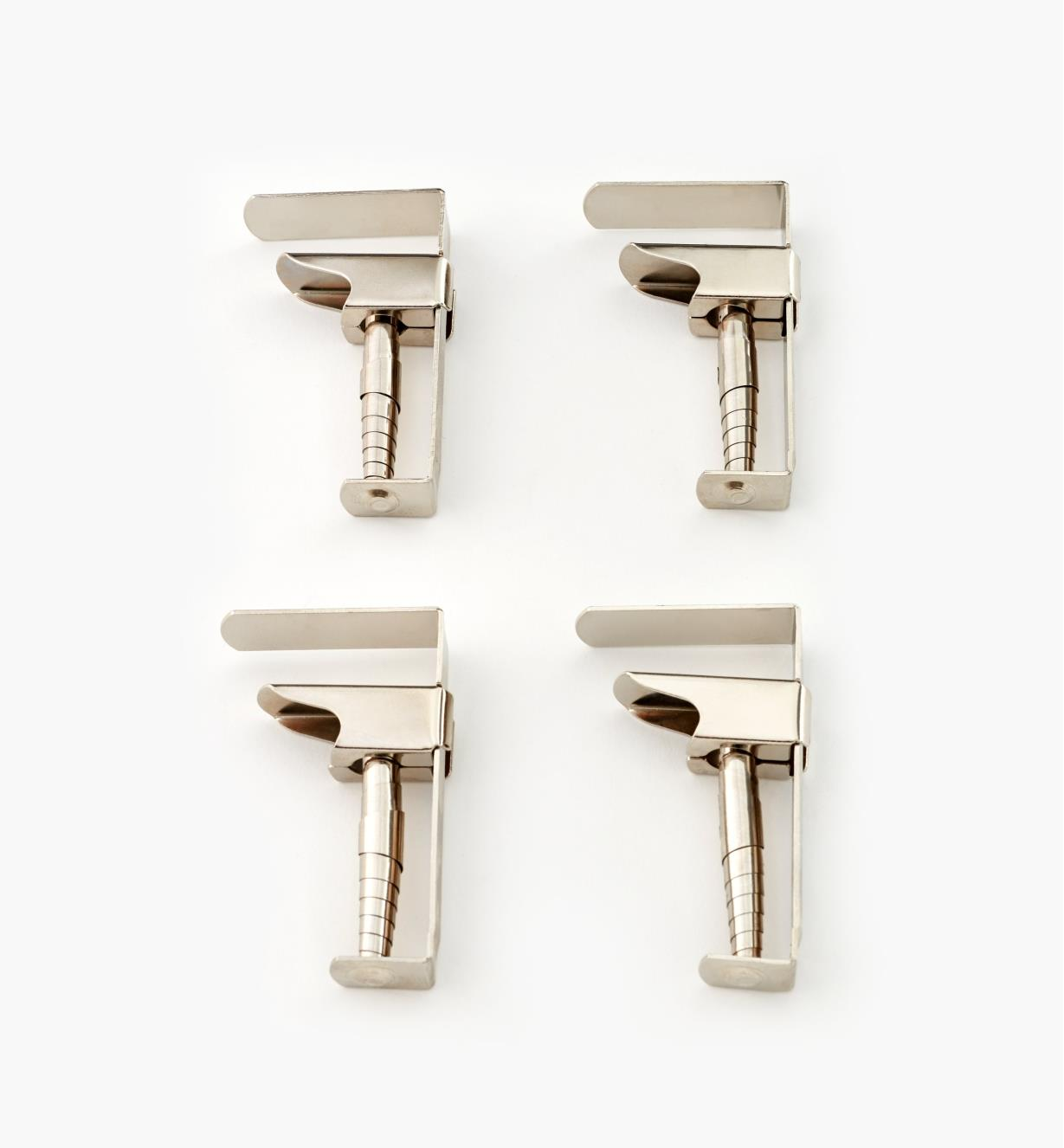 ET129 - Tablecloth Clips, Set of 4