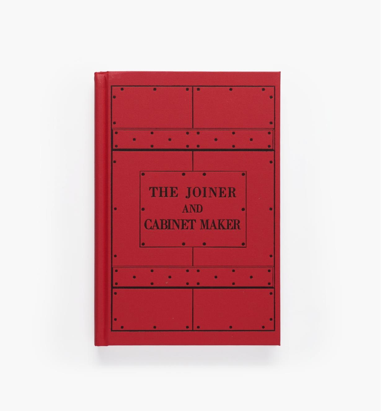 20L0308 - The Joiner and Cabinet Maker - Book