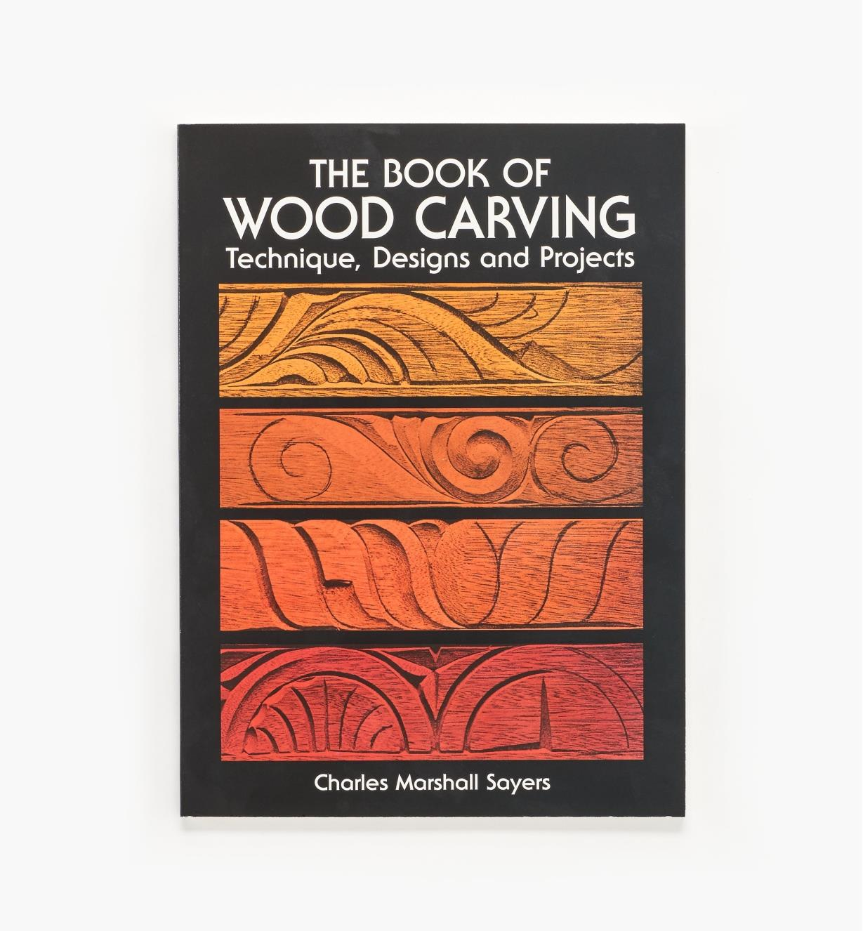 21L0109 - The Book of Wood Carving