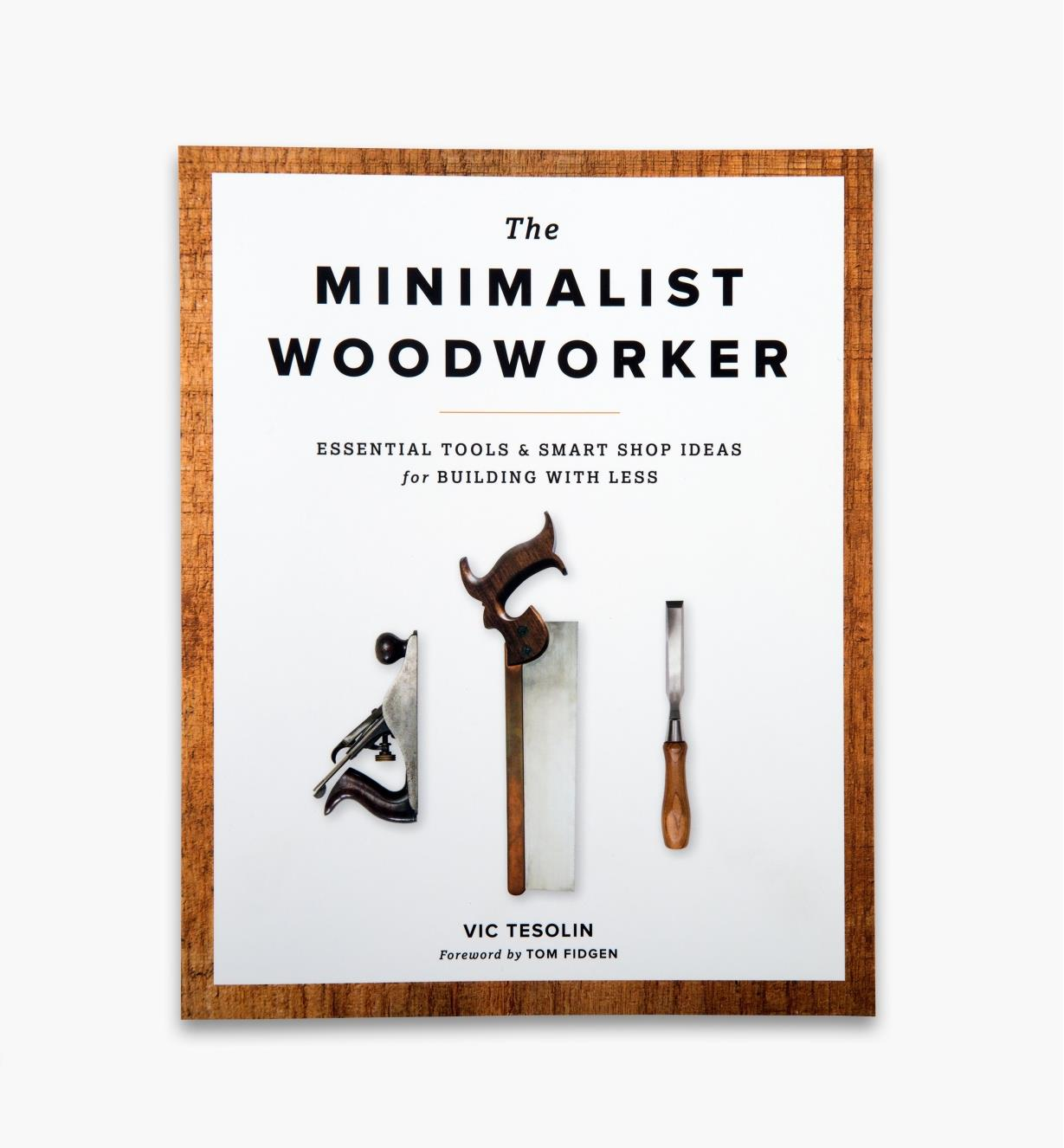 49L2733 - The Minimalist Woodworker