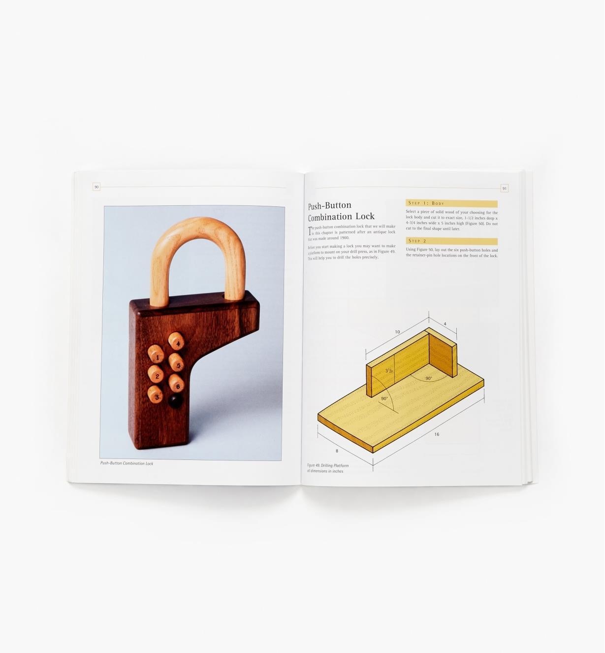 49L2735 - The Big Book of Wooden Locks