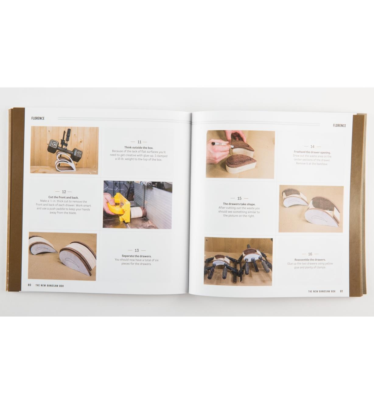 49L2737 - The New Bandsaw Box Book