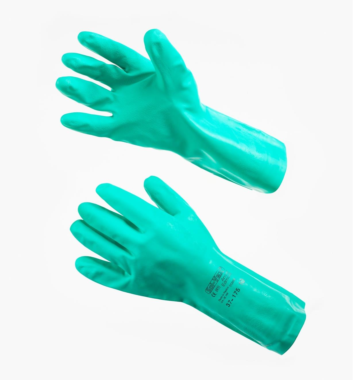Nitrile Gloves, pair