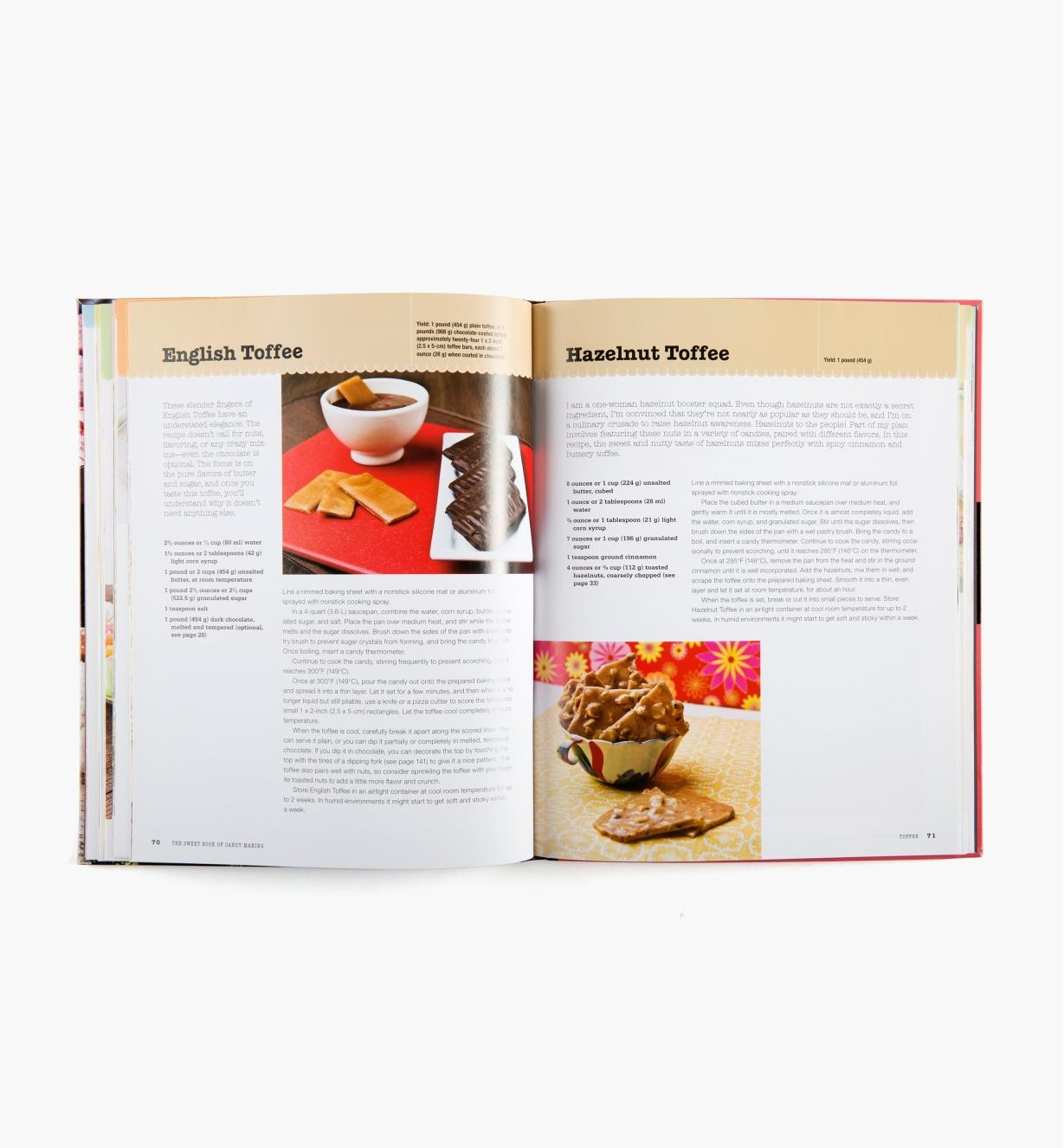 LA773 - The Sweet Book of Candy Making