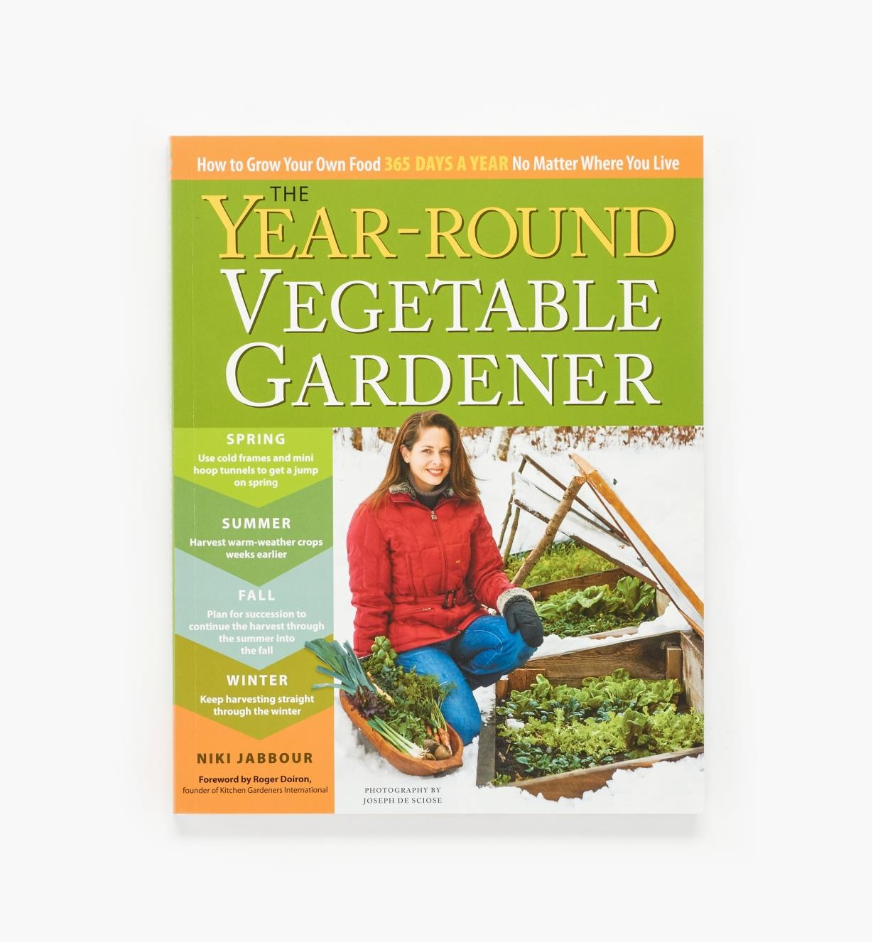 LA928 - The Year-Round Vegetable Gardener