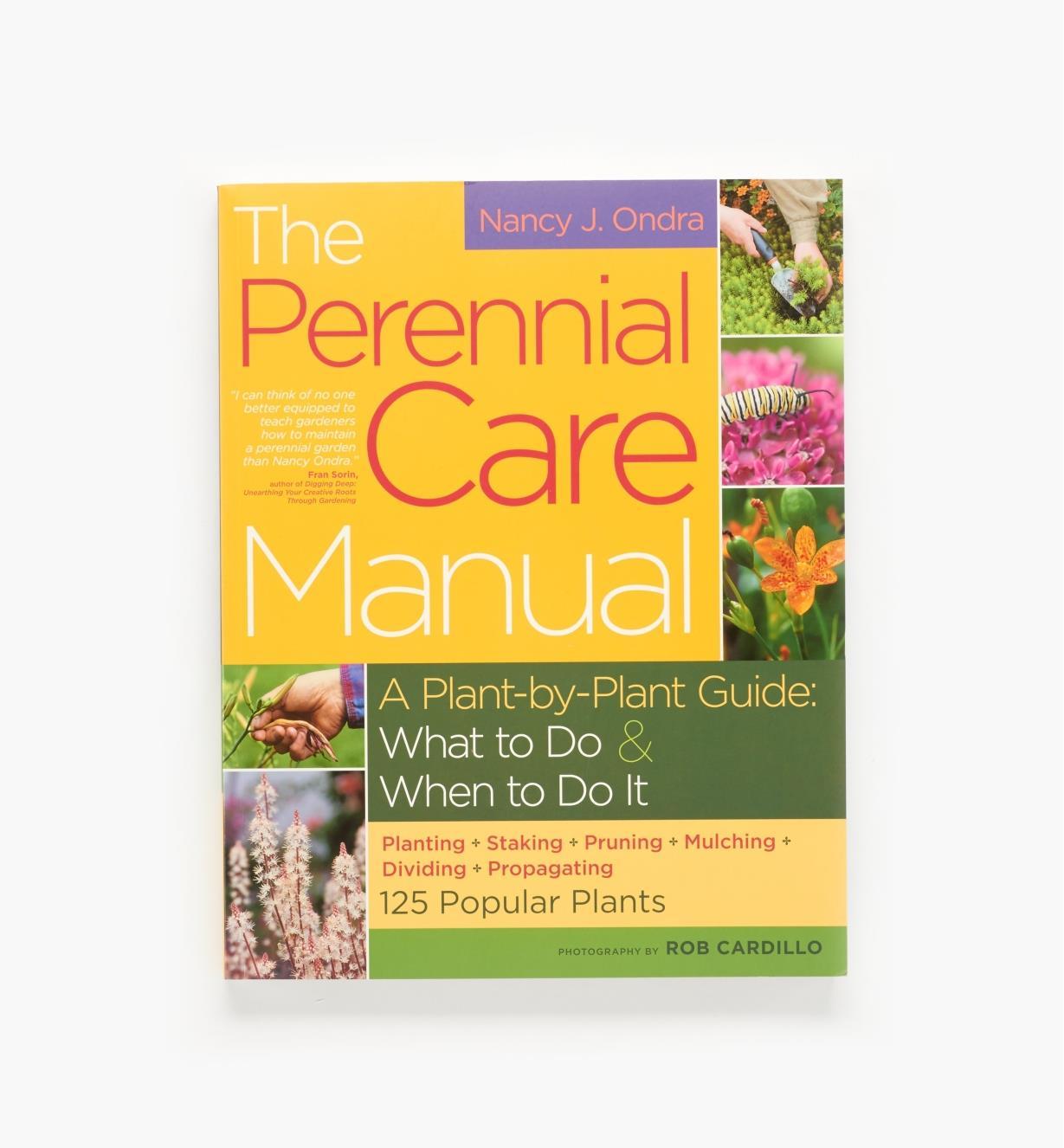 LA934 - The Perennial Care Manual