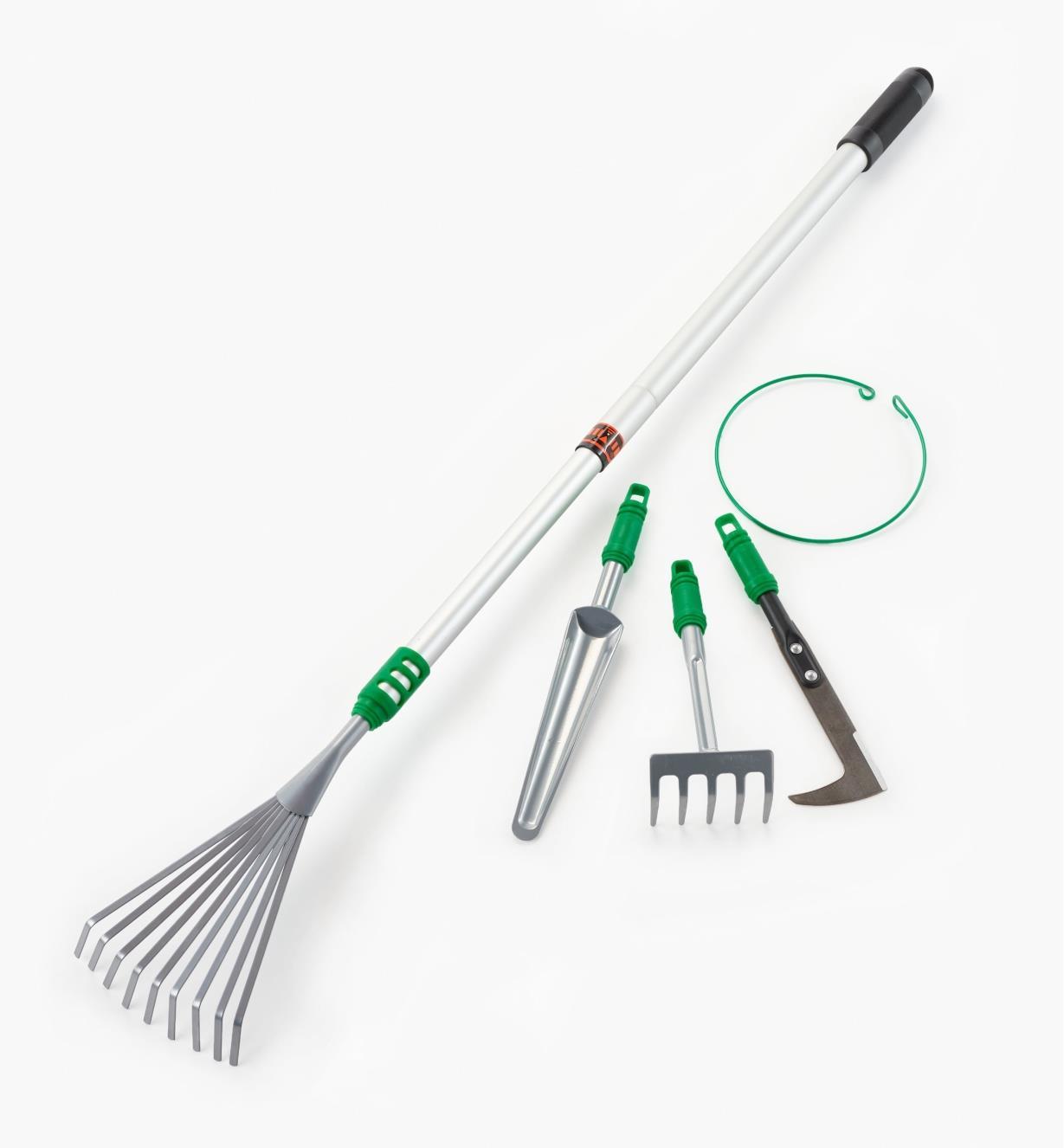 PT905 - Ensemble d'outils télescopiques