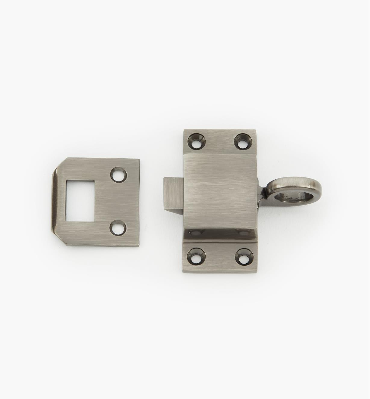 00L0504 - Antique Nickel Latch