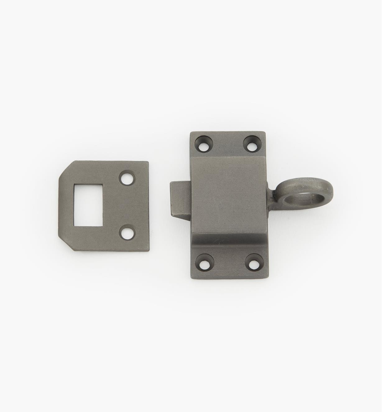 00L0506 - Pewter Transom Latch
