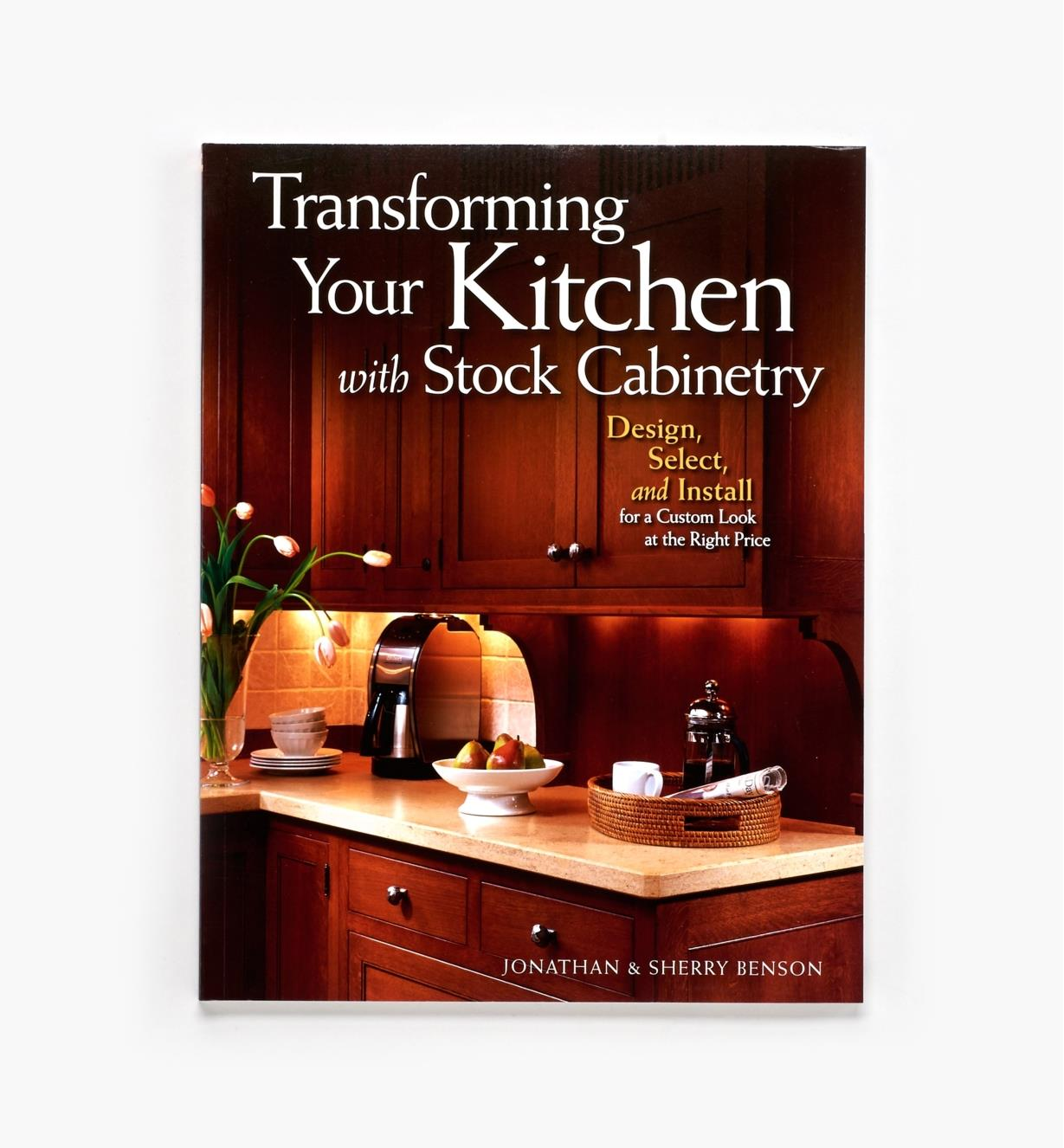 49L5076 - Transforming Your Kitchen with Stock Cabinetry