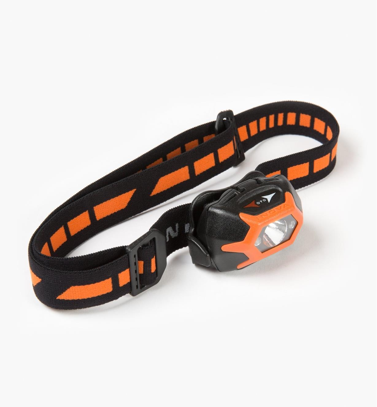 68K0695 - Touch-Activated LED Headlamp