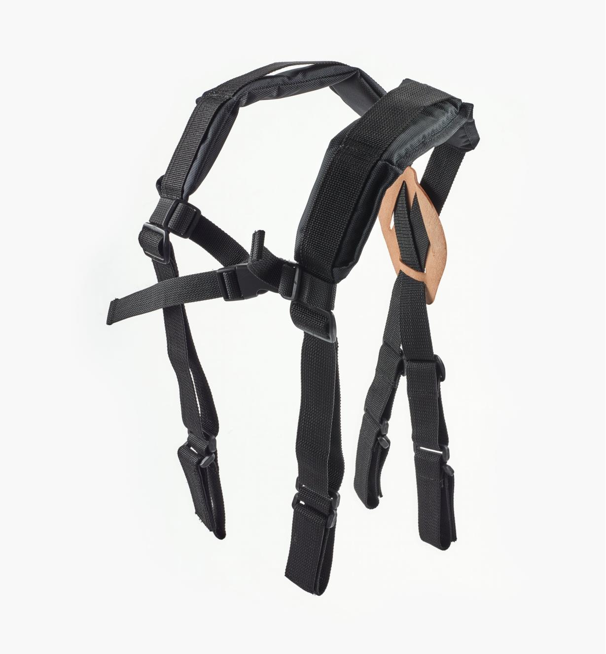 68K3605 - Heavy-Duty Padded Braces