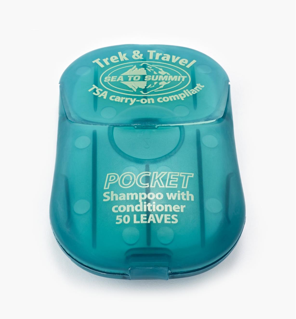 GB371 - Travel Conditioning Shampoo