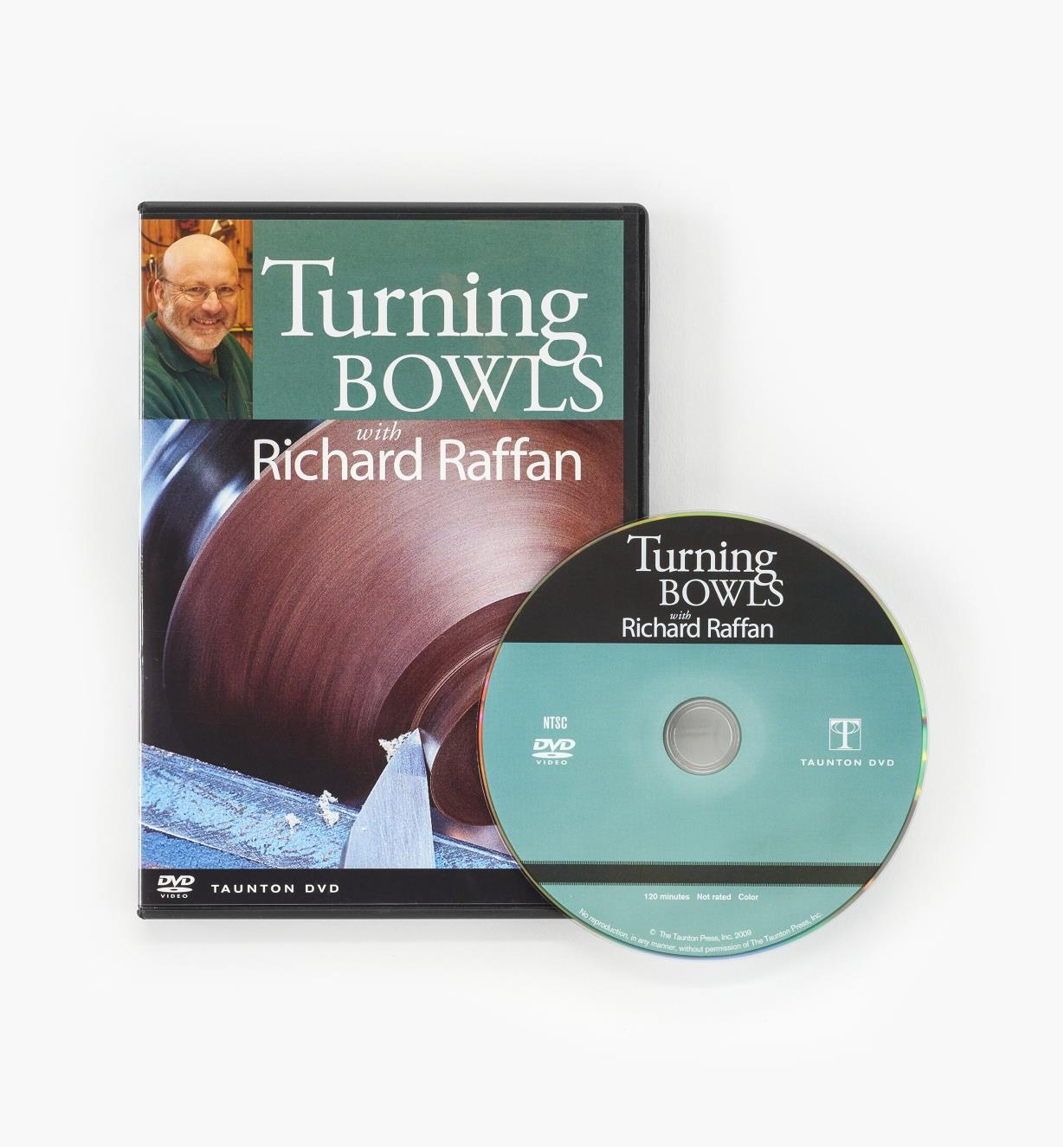 73L1028 - Turning Bowls — DVD