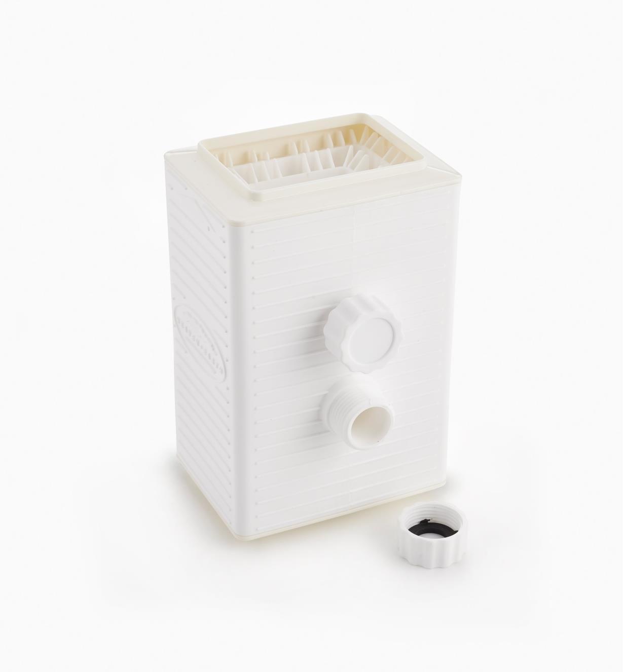 WT326 - Déflecteur universel pour tuyau de descente
