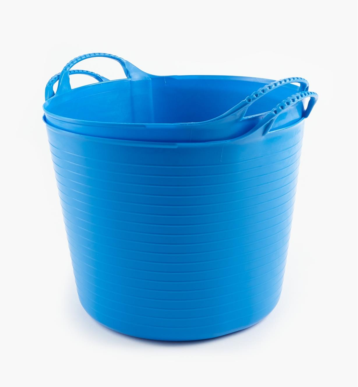 WT633 - 14l Blue Tubs, pair