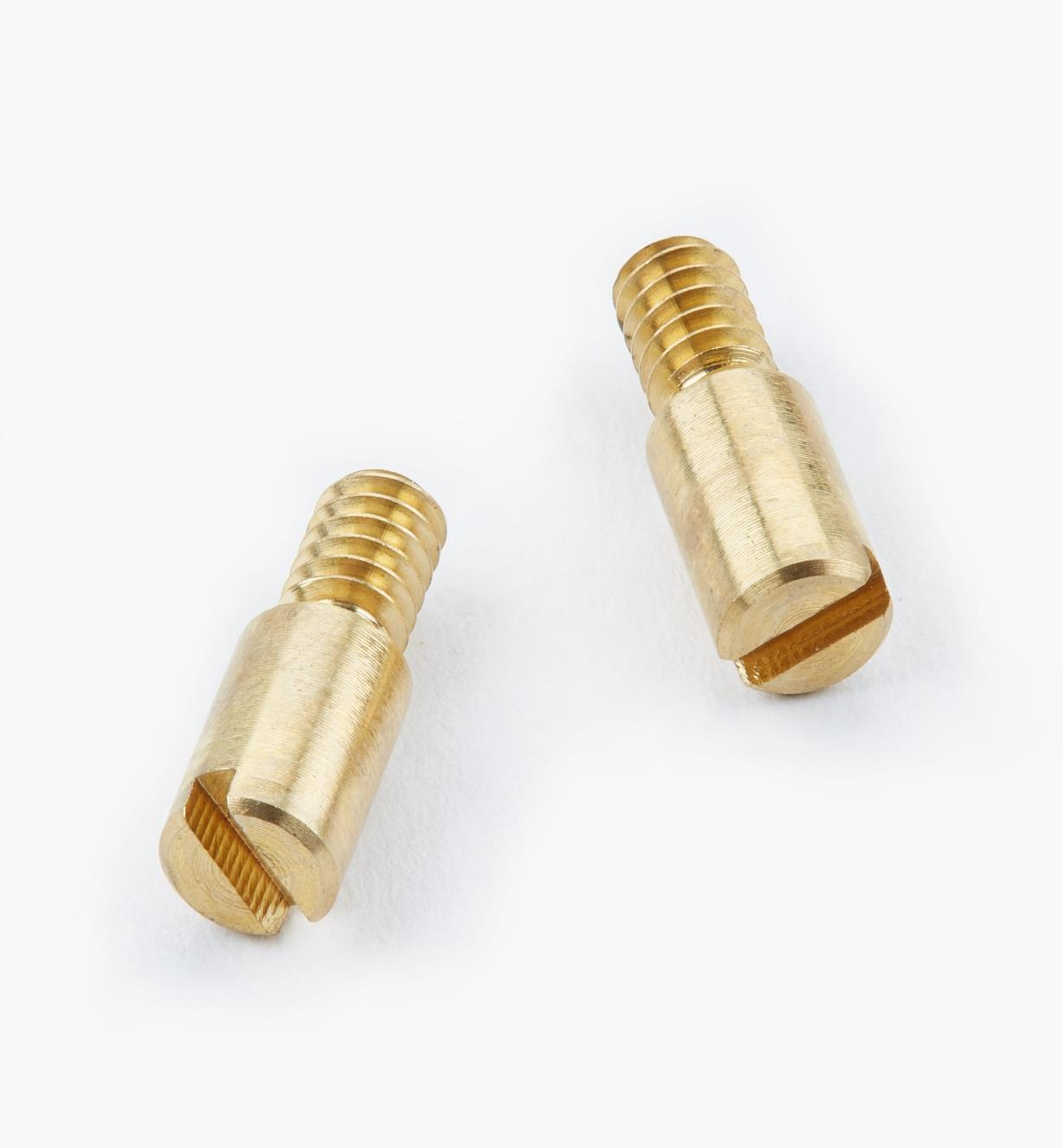 05N3102 - Brass Pins, pkg. of 2