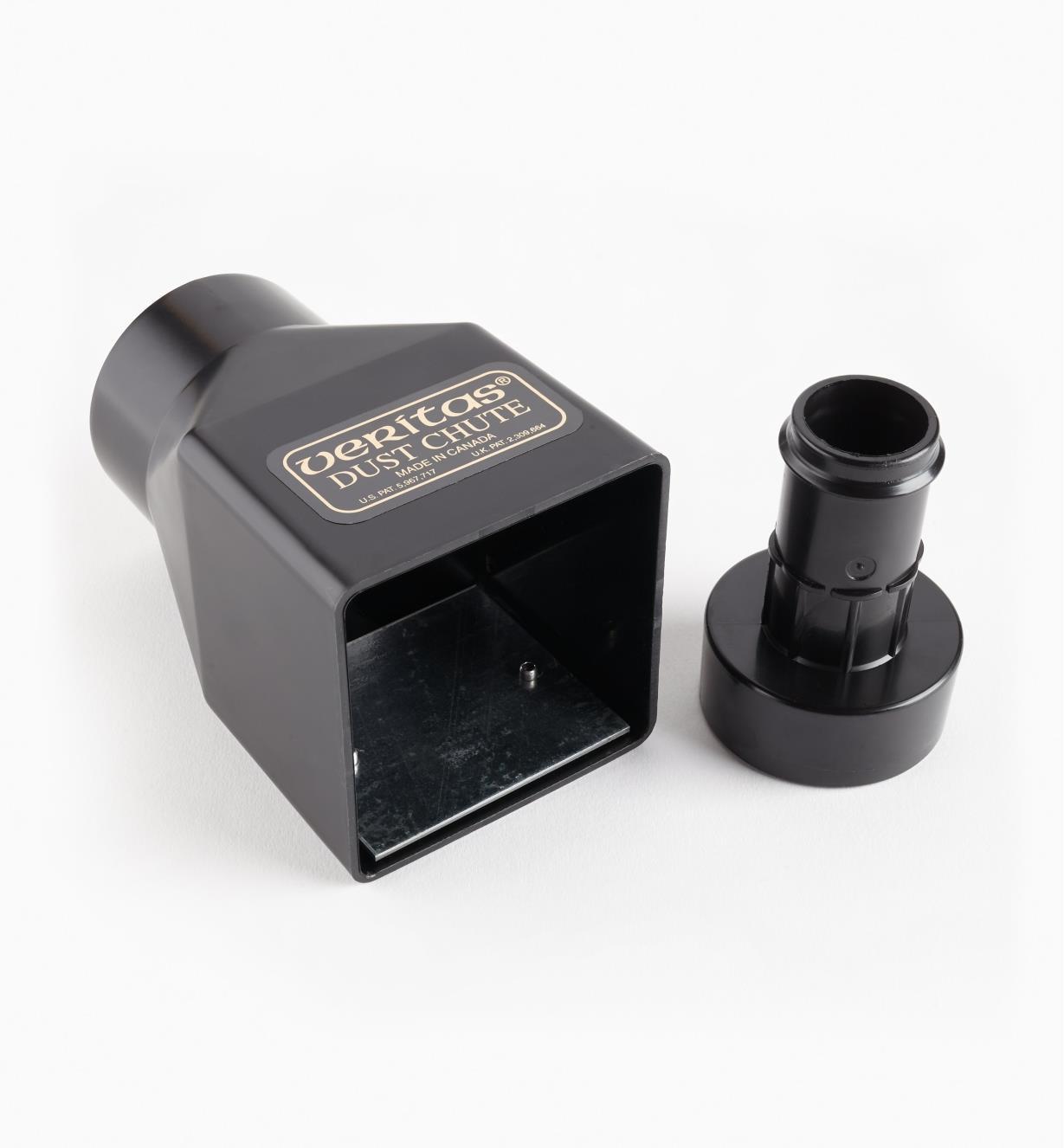 05J2110 - Capteur de poussière magnétique etraccordréducteur