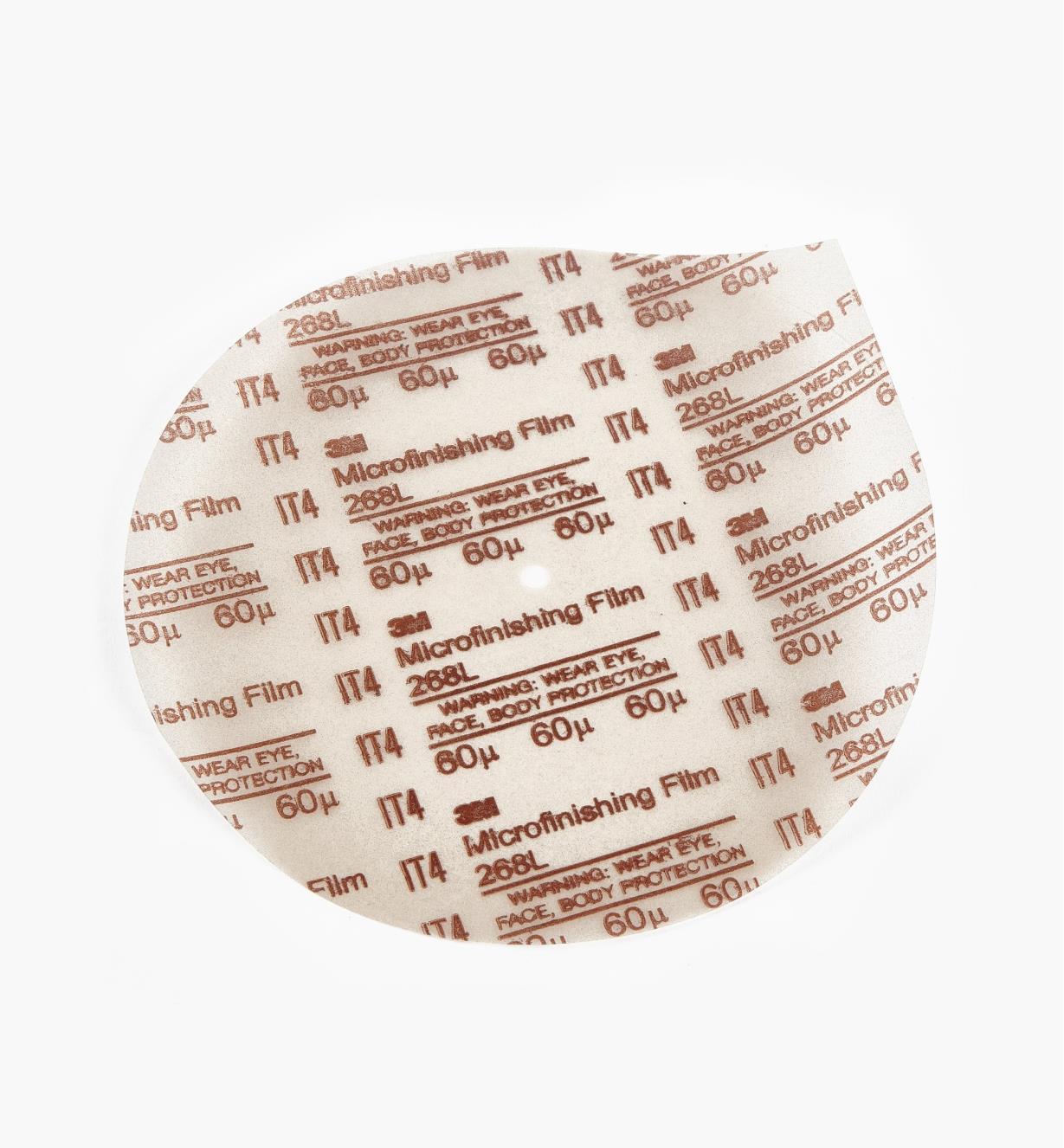 "05M3021 - 8"" Aluminum Oxide Disc, 220x"