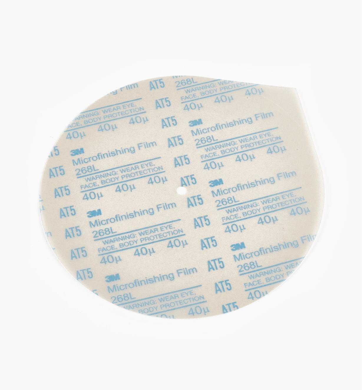 05M3022 - Disque en oxyde d'aluminium de 8po, grain320*