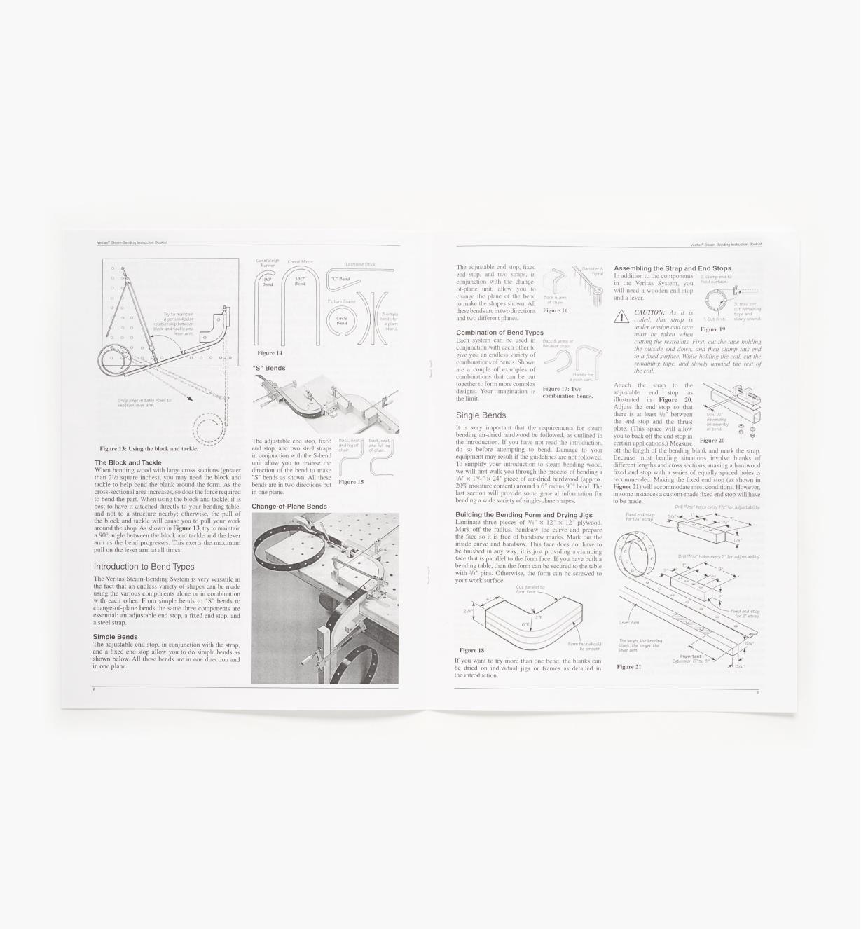 05F1501 - Steam-Bending Booklet