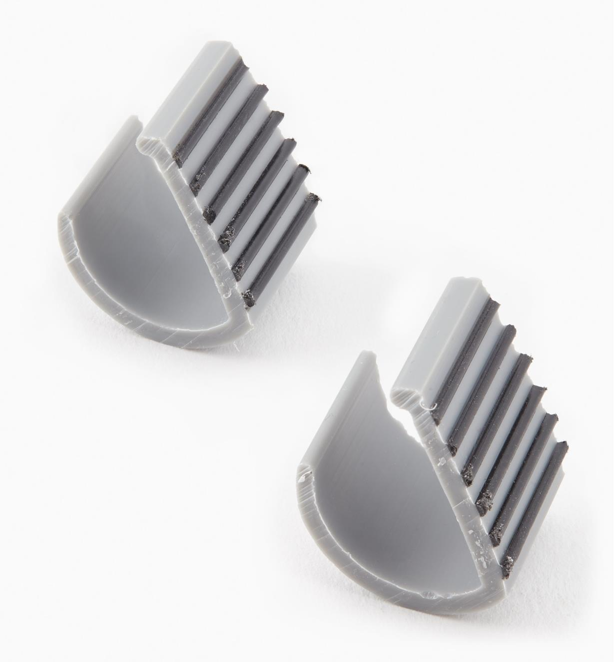 05G0406 - Muzzles for Bench Pups, pair