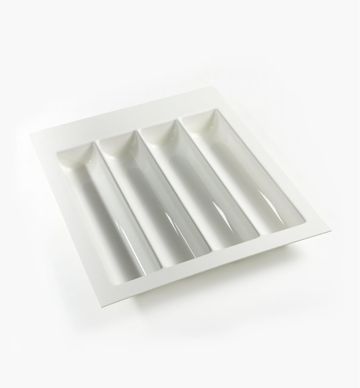 "12K2545 - White Wave Drawer Insert, 450mm (17 3/4"")"