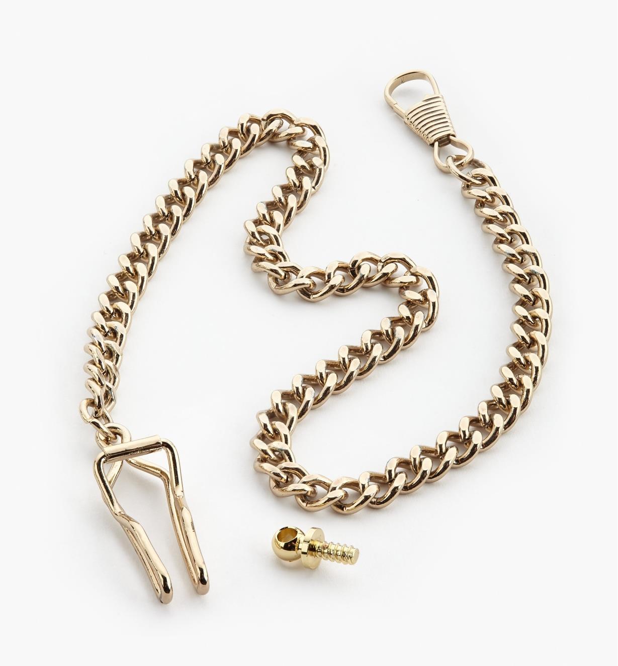 44K0502 - Watch Chain, ea.