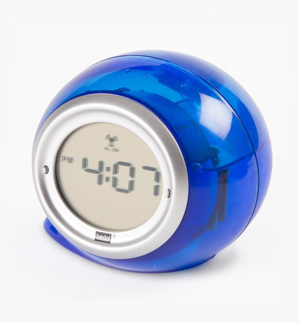 45K1905 - Horloge à eau, bleu