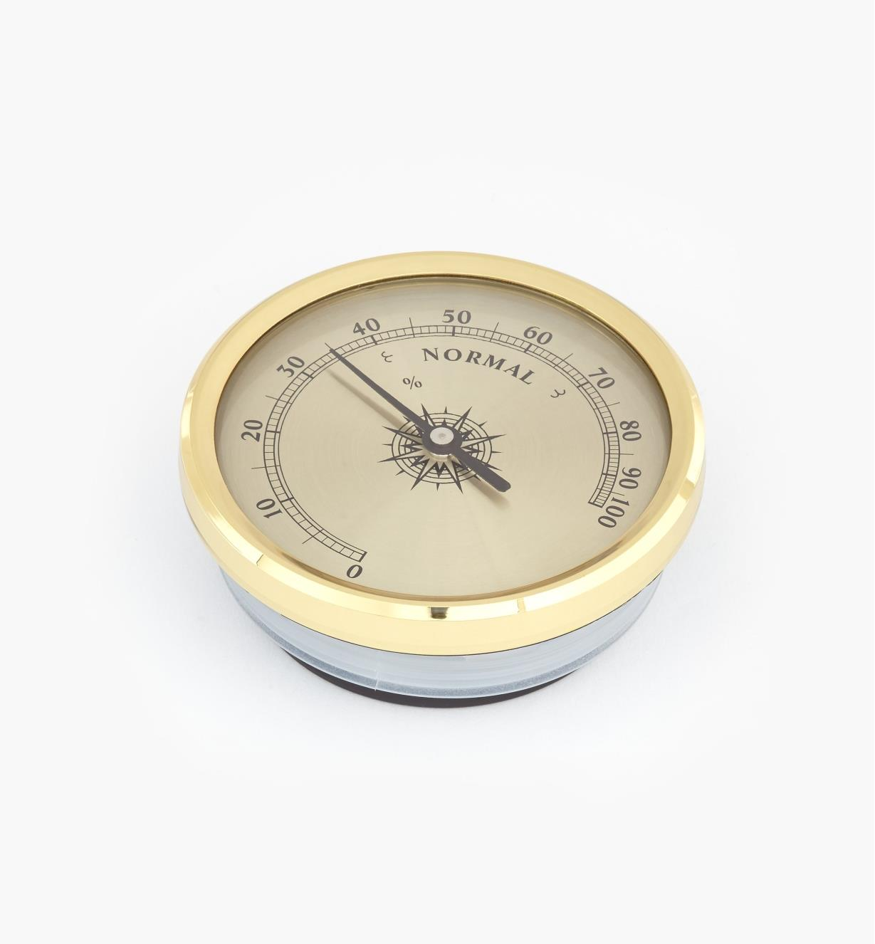46K7022 - Brass Hygrometer, each