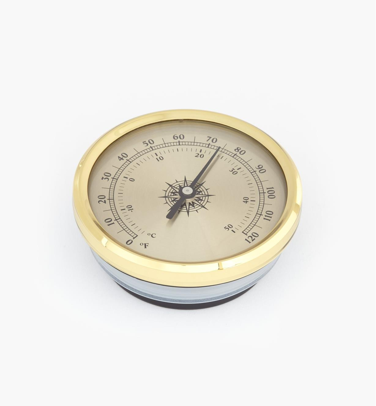 46K7023 - Brass Thermometer, each