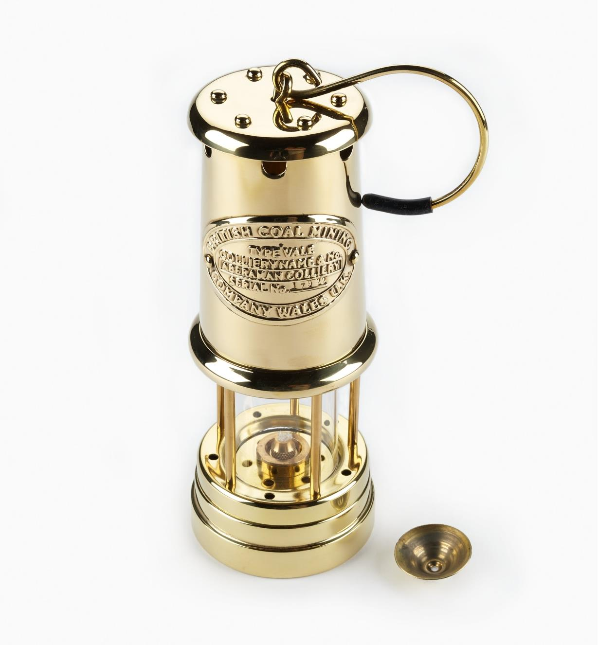 KC250 - Welsh Miner's Lamp