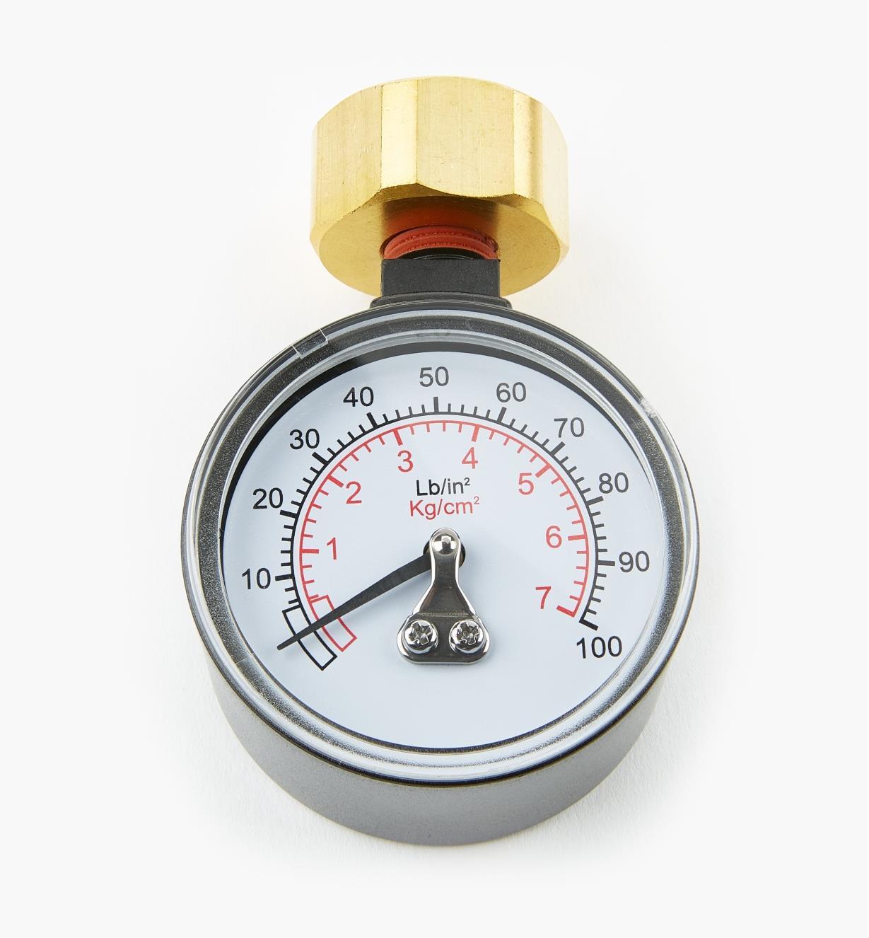 XC130 - Water Pressure Gauge