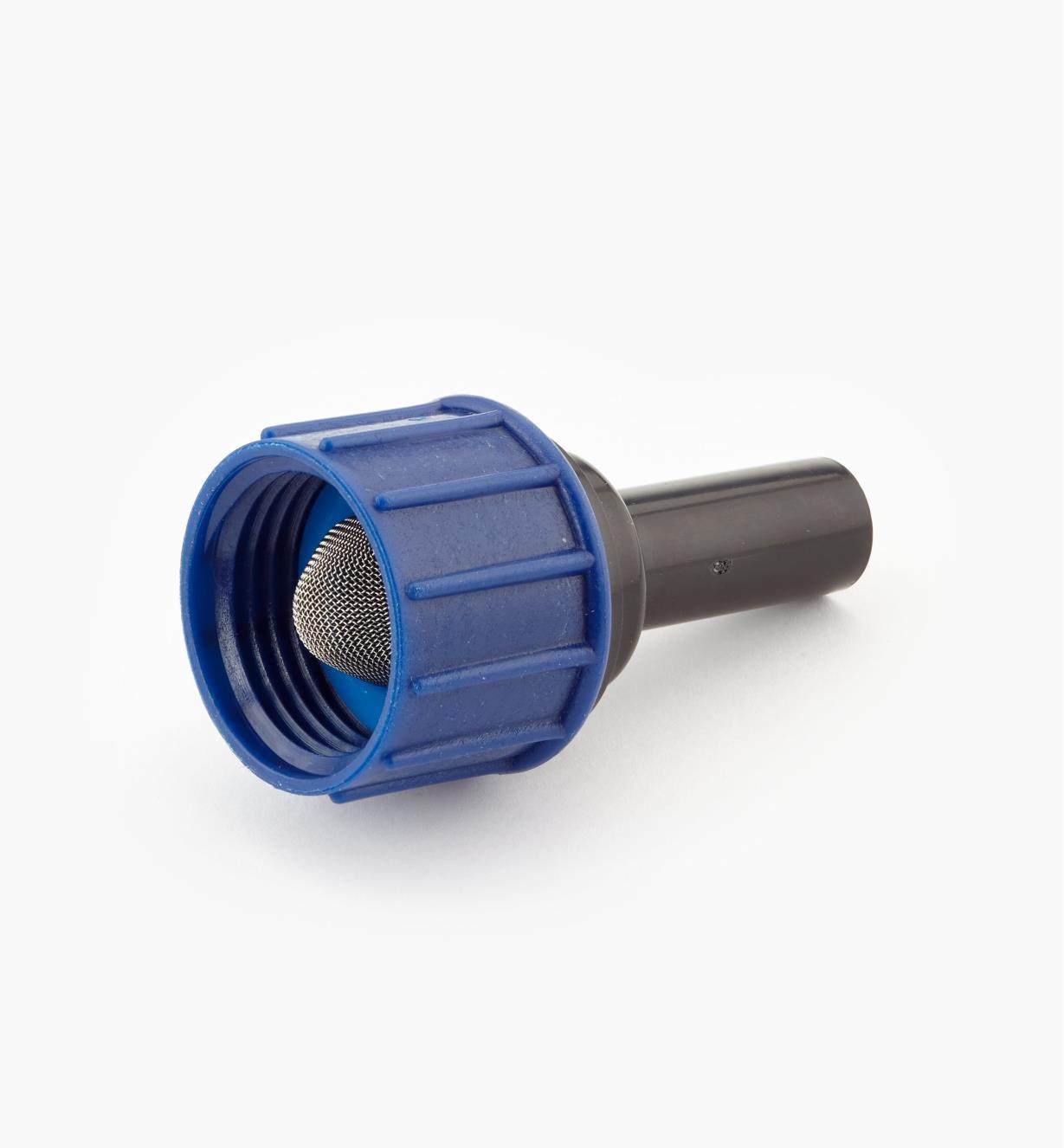 XC245 - Raccord tuyau-robinet de 1/4po, l'unité