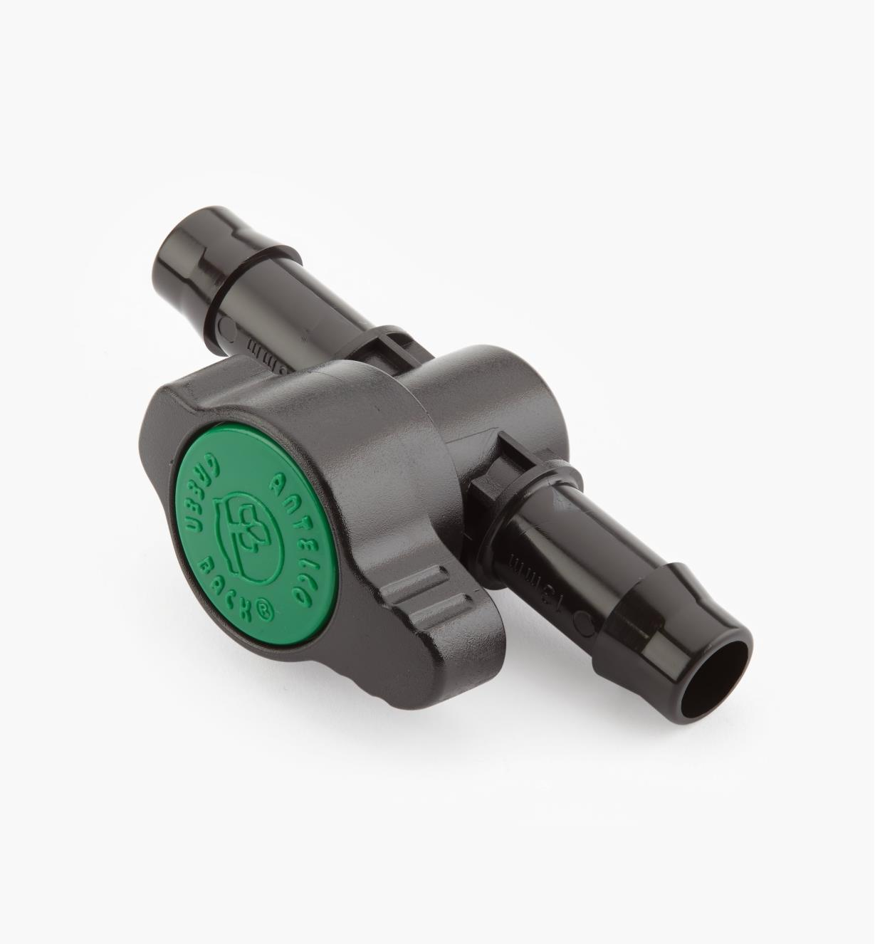 "XC405 - 1/2"" In-Line Shut-Off Valve, each"