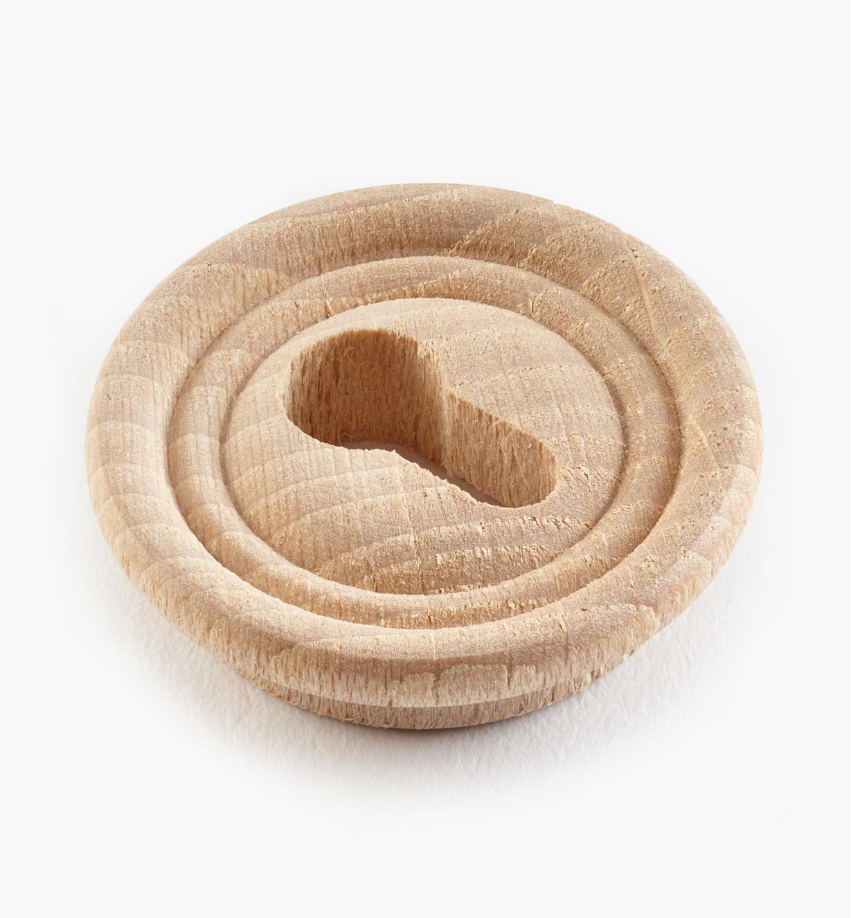 00A1120 - Insert Wood Escutcheon