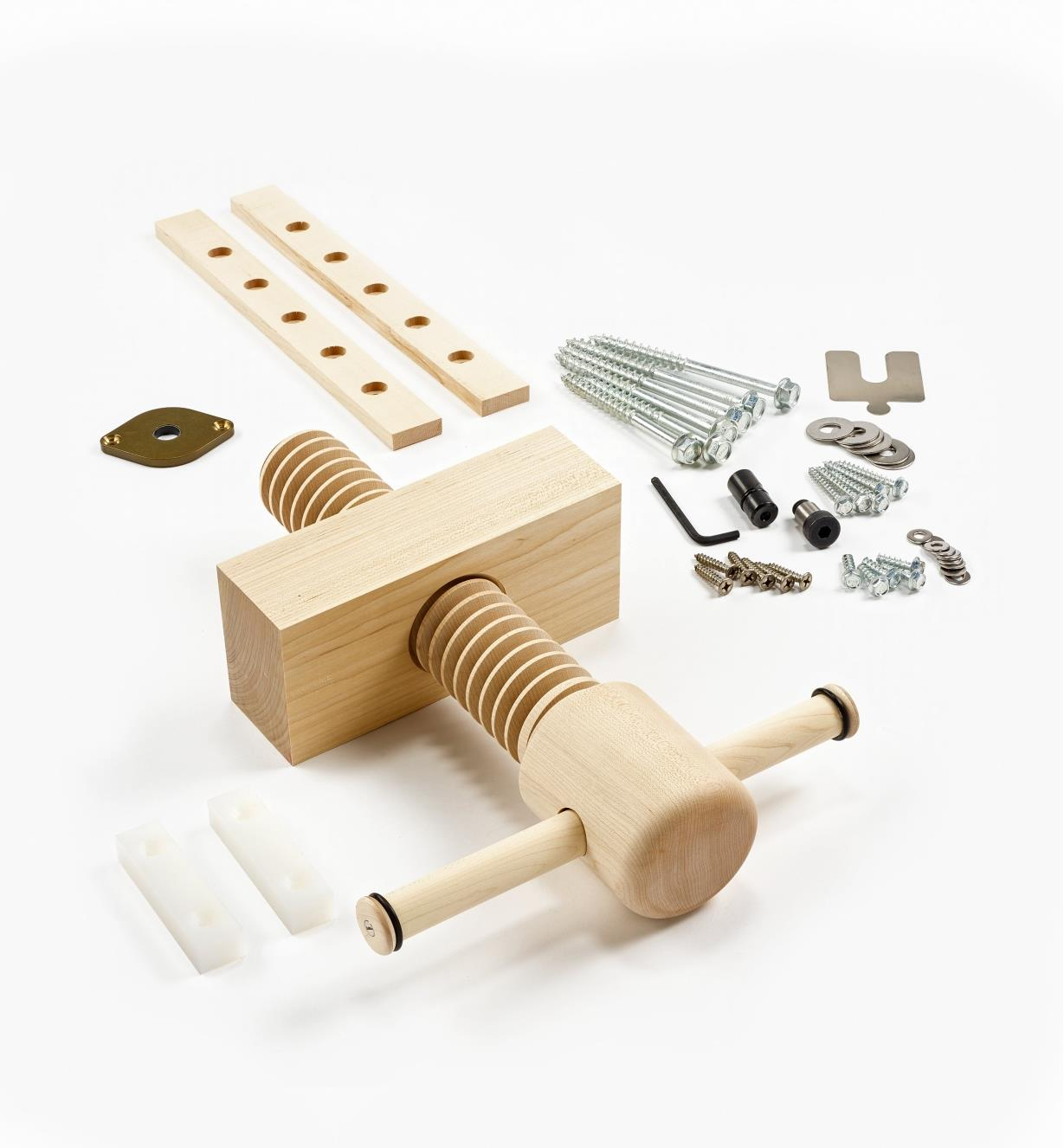 06G0220 - Wooden Tail Vise Kit
